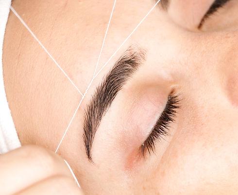 depilacion con hilo hindú facialtec