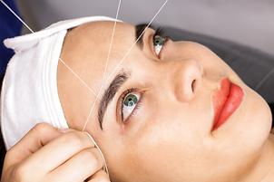curso depilacion con hilo facialtec academy