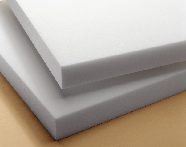White sopramine sheets