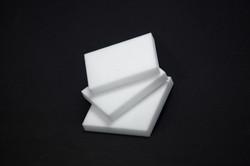 White sopramine melamine foam sheets