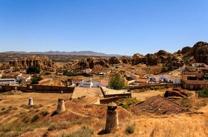 Andalusiennet.de-Hoehlenwohnungen-Guadix
