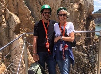 """Andalusien Rundreise mit Königswanderweg """"Wo bekommt man sonst so ein super """"Rund-um-Wohlf"""