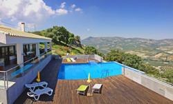 Andalusien Rundreise Apartmentanlage