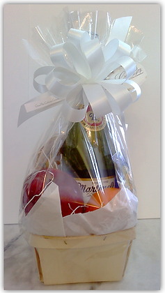 Beautifully Crafted, Hotel Gift Basket (natural)
