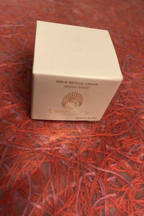 Omorovicza Gold Rescue Cream 5ml