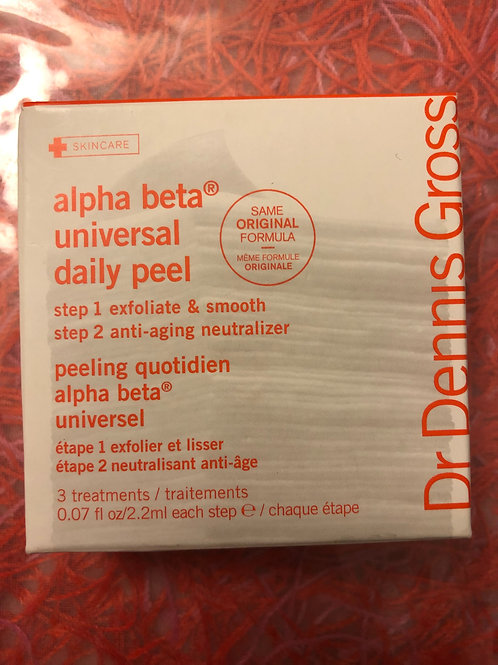 Dr Dennis Gross Alpha Beta Universal Daily Peel 3 sachets