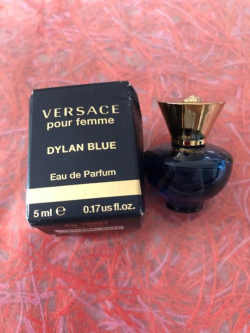Versace Dylan Blue Eau de Parfume 5ml