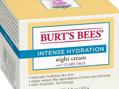 Burt's Bee Intense Hydration Cream FULL SIZE 50g