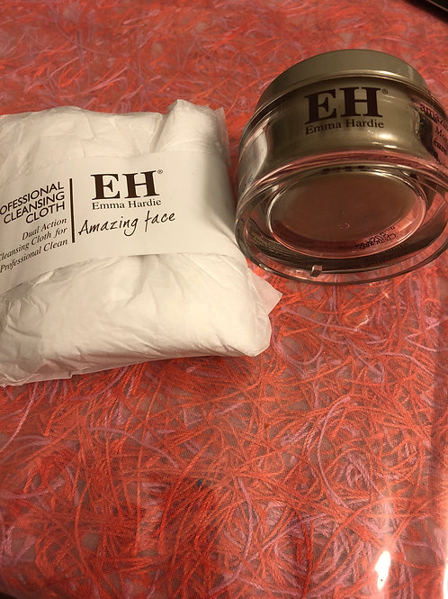 Emma Hardie Cleansing Balm and Cleansing Cloth 30ML
