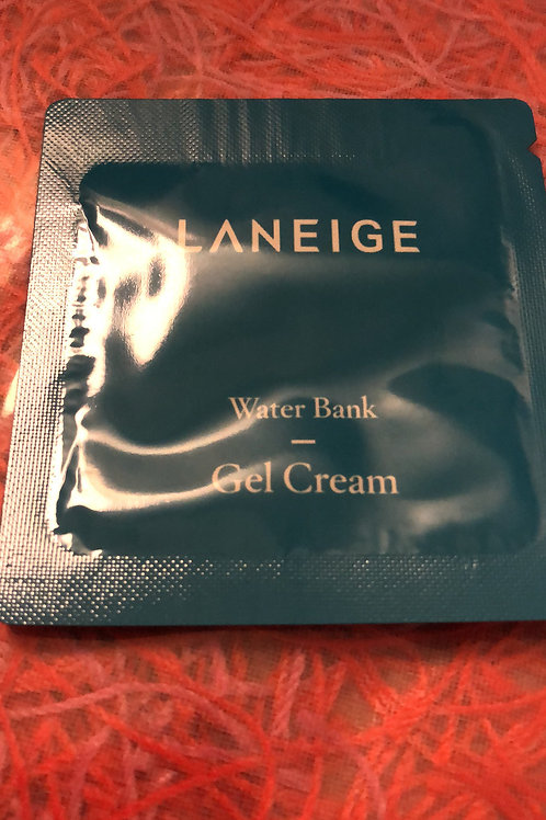 Made in Korea Laneige Water Bank Gel Cream Sample