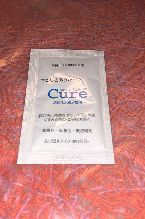Made in Japan Cure Natural Aqua Gel Peeling Gel 3g