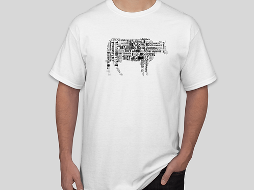 The Farmhouse cow Unisex