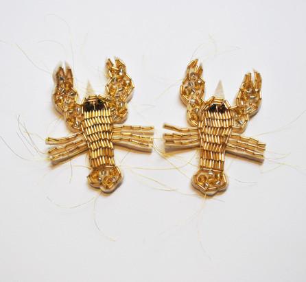 Langosta Earings