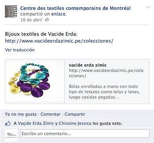 centre des textiles contemporainsde mont