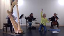 Du 26 au 30 avril 2021 - Scène Faramine (89) - Le Fabricant de Miroirs, avec le Trio Salzedo