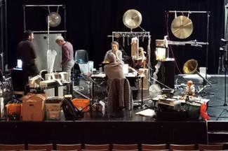 Du 7 au 12 décembre 2020 - Résidence Theorema - Théâtre d'Yssingeaux (43)