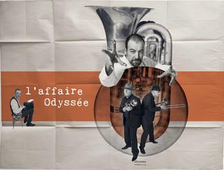 29-30 janvier 2020  L'Affaire Odyssée | Création - Saint-Martin d'Hères