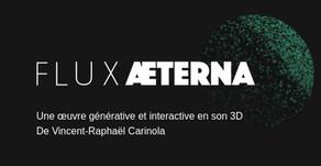 Du 14 au 16 février 2020 - Flux æterna au Festival Présences - Paris - Maison de la Radio