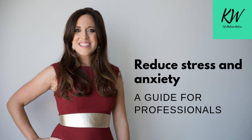 Reduce Stress and Anxiety, for good