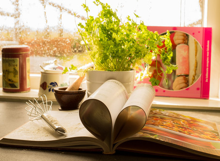 5 Amazing Cookbooks to Nourish You From the Inside Out