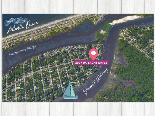 Peaceful Serenity 🌳 in Front 🎣 of the Intracoastal Waterway 🚣♀️