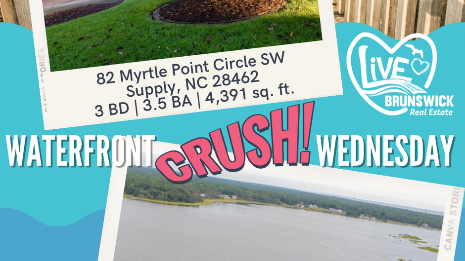 🌊 Waterfront Crush Wednesday 🌅 September 22nd #wcw