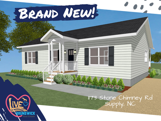 Nope, that can't be right⁉️ An acre of land and brand new home for under $200,000? Yep! 🤯