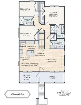 117 NE 7th Street Floor Plan