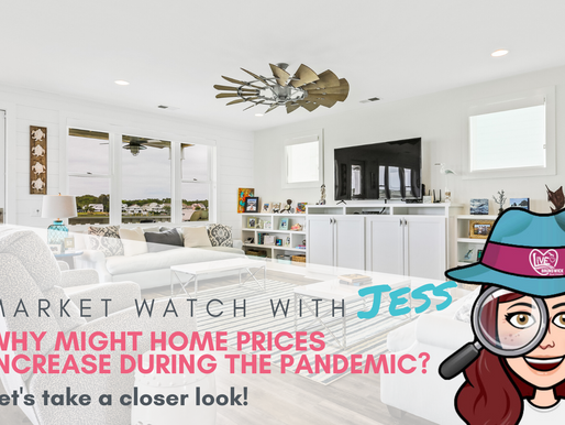 What if I told you your home value may go 🆙 during the pandemic? Would you believe me? 🏘️