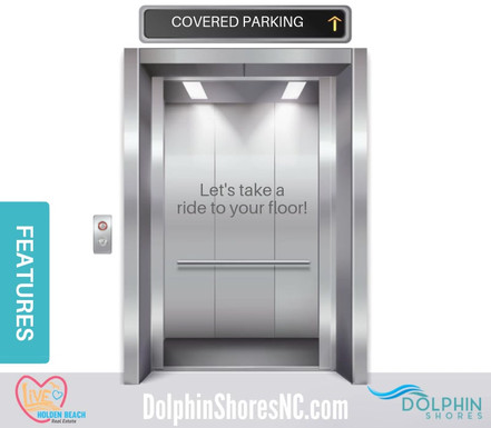 Dolphin Shores Elevator