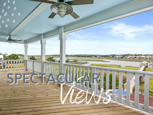 Beach bum 🏖️, boat lover 🛥️ or both...have it all waterfront on Oak Island 🐚