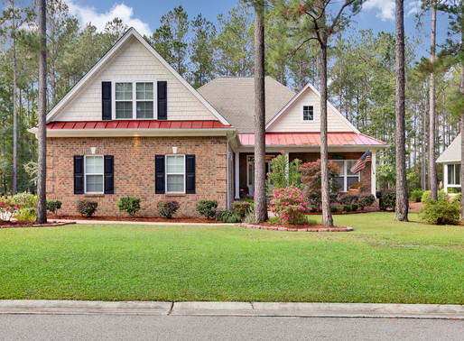 Sophisticated elegance abounds in Winding River Plantation - 374 Cypress Ridge Drive Bolivia, NC