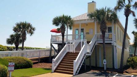 BEACH HOUSE IN HOLDEN BEACH Winding-Rive