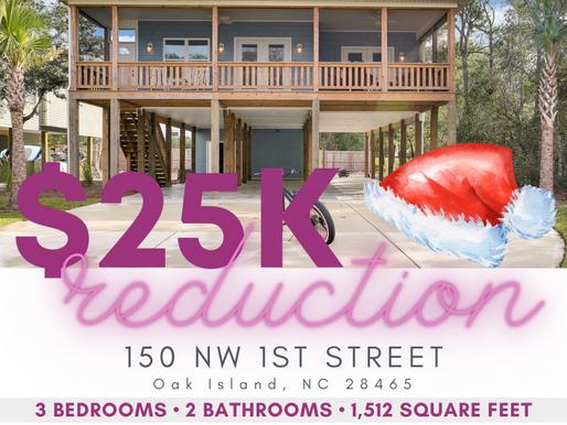 Start Living + Loving 💗 150 NW 1st Street 💗 Oak Island, NC 💗