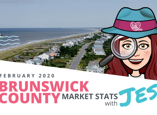 Did the L❤️VE Month Disappoint? 🏡 #BrunsCo February Market Stats Are In!