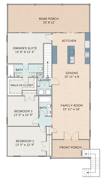 124 NE 7th Street first floor.png