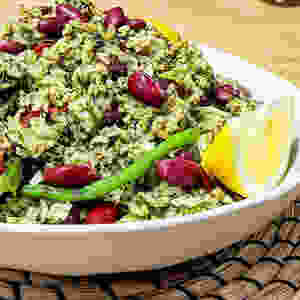 A Healthy Fried Rice to Crave For - Persian Gourmet Sabzi