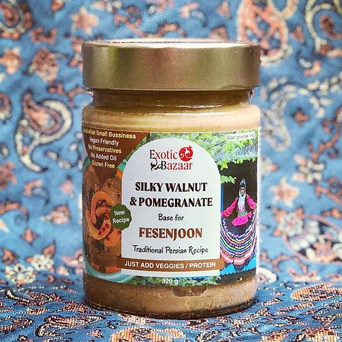 Fesenjoon - Walnut & Pomegranate