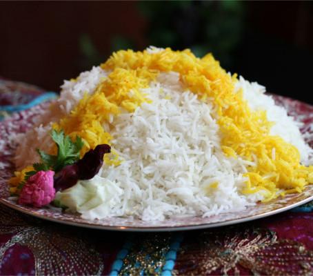 Sunshine Rice - A Beautiful Way Of Serving Rice