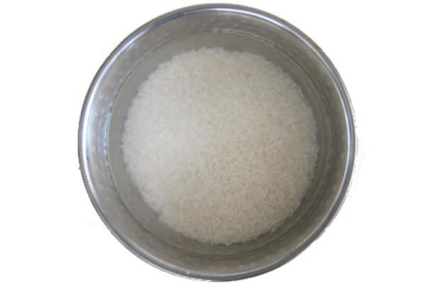 Soak the Rice