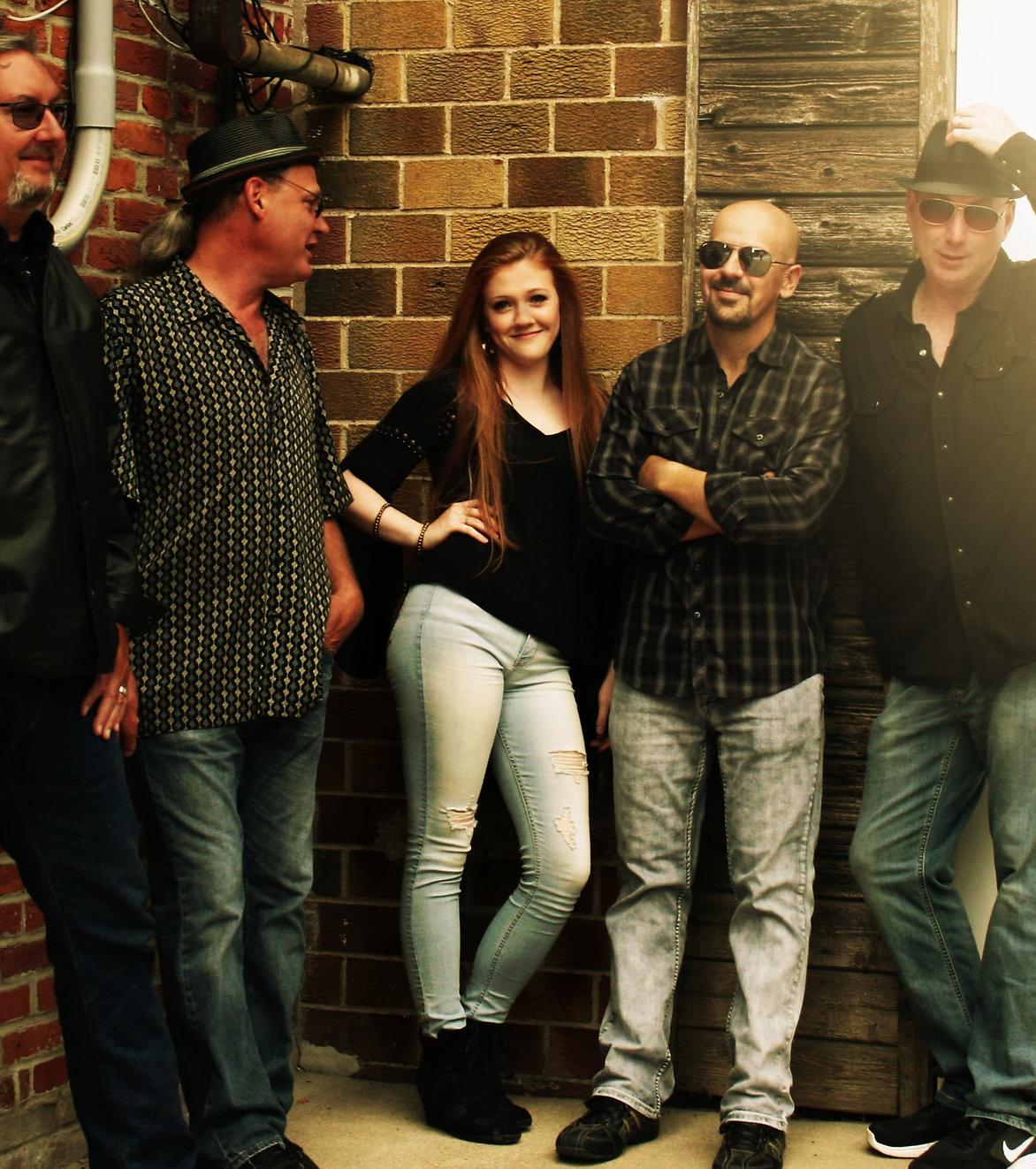 Crazy Delicious Band - Iowa
