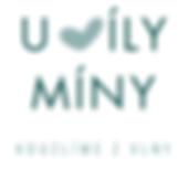 Logo malé rodinné dílny U víly Míny
