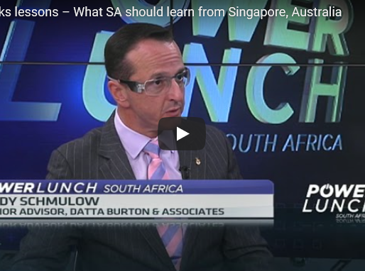 On Air: Twin Peaks lessons – What SA should learn from Singapore, Australia - CNBC Africa