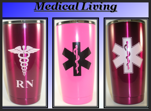 Medical Professions (30 Oz.) Tumbler