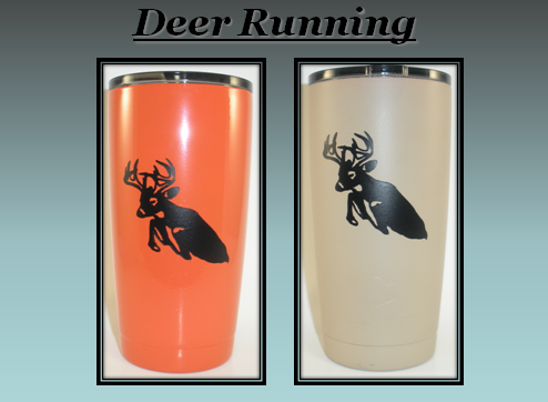 Deer Runner (30 Oz.) Tumbler