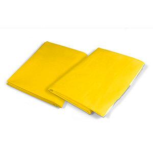 "Yellow Emergency Hwy Blanket (54"" x 80"")"