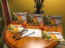 Cedar Waxwing Postcards.jpg