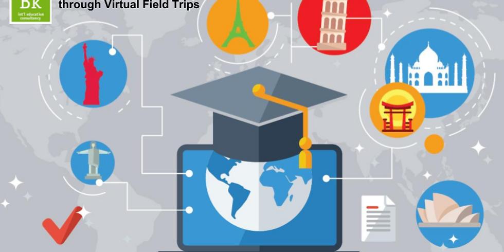 Expanding Classrooms through Virtual Field Trips - Level 1