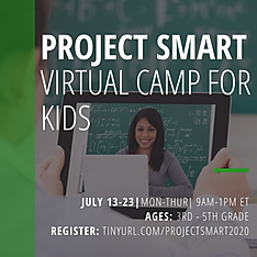 Project SMART Virtual Camp