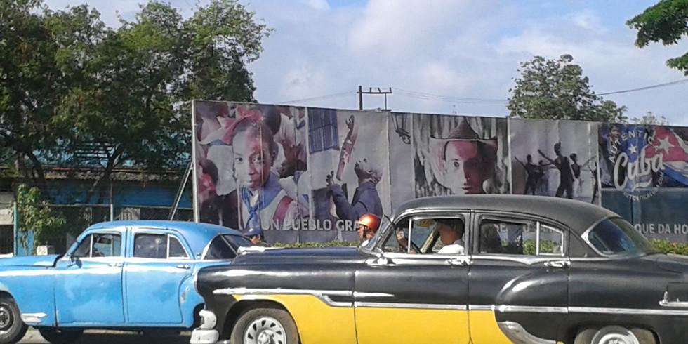 Cuba Cultural Excursion